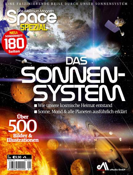 Space – Das Weltraummagazin June 30, 2016 00:00