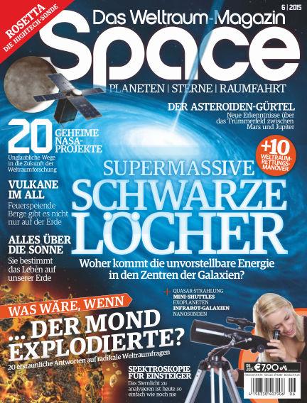 Space – Das Weltraummagazin September 24, 2015 00:00