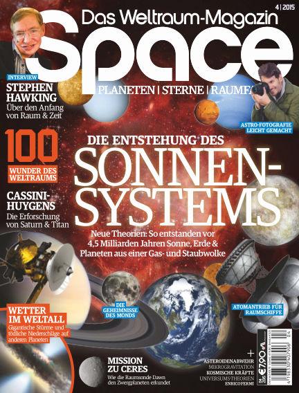 Space – Das Weltraummagazin May 28, 2015 00:00