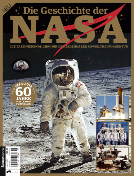 Space – Das Weltraummagazin November 29, 2018 00:00
