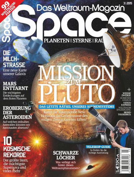 Space – Das Weltraummagazin March 26, 2015 00:00