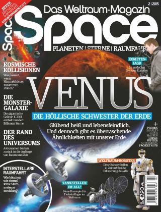 Space – Das Weltraummagazin 02-2015