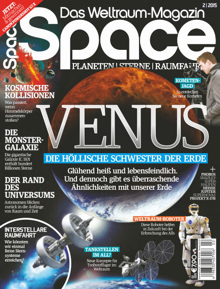 Space – Das Weltraummagazin January 29, 2015 00:00