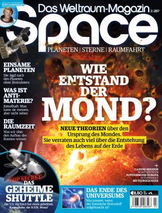 Space – Das Weltraummagazin 03-2017