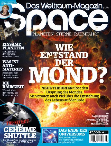 Space – Das Weltraummagazin March 23, 2017 00:00