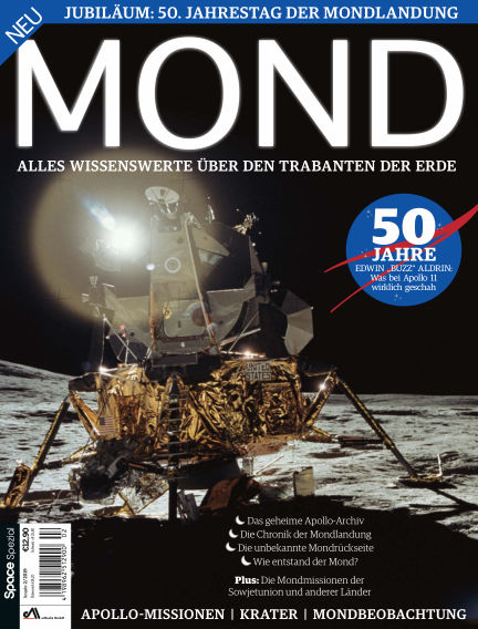 Space – Das Weltraummagazin May 29, 2019 00:00