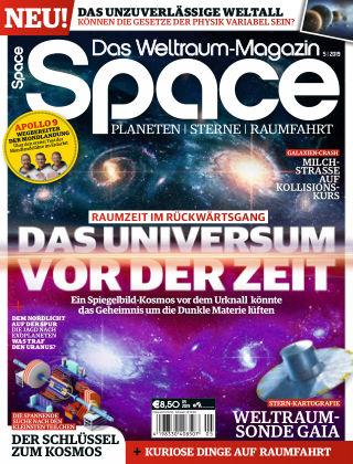 Space – Das Weltraummagazin 05-2019