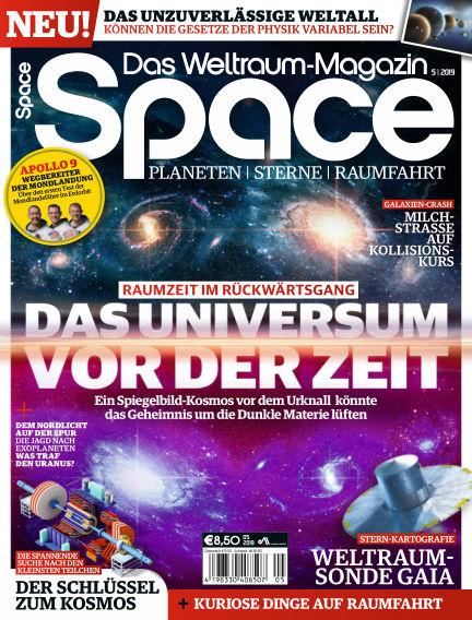 Space – Das Weltraummagazin July 18, 2019 00:00