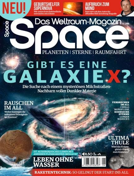 Space – Das Weltraummagazin September 19, 2019 00:00