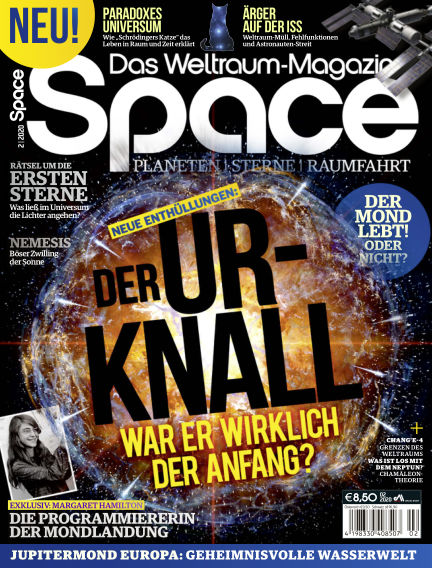 Space – Das Weltraummagazin January 23, 2020 00:00