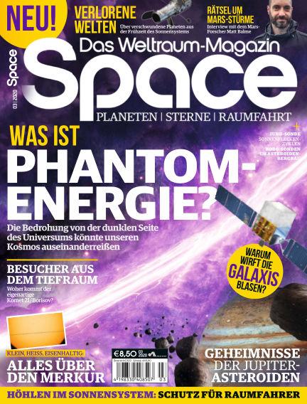 Space – Das Weltraummagazin March 19, 2020 00:00