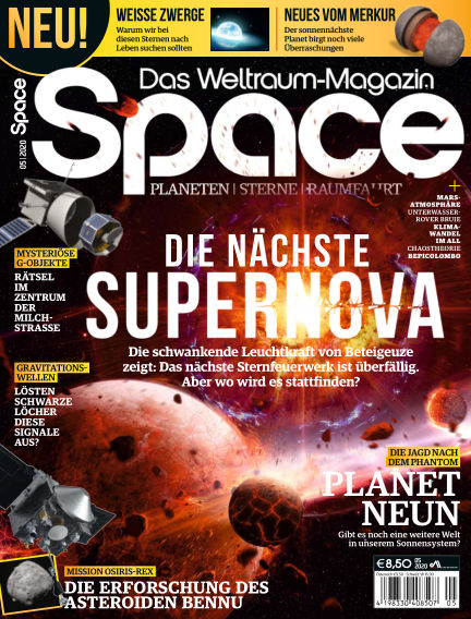 Space – Das Weltraummagazin July 23, 2020 00:00