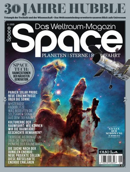 Space – Das Weltraummagazin September 17, 2020 00:00