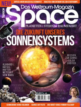 Space – Das Weltraummagazin 01-2021