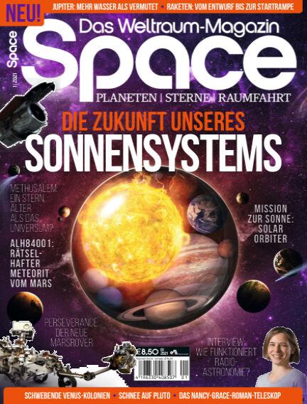 Space – Das Weltraummagazin November 19, 2020 00:00
