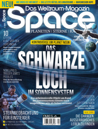 Space – Das Weltraummagazin 02-2021