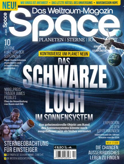Space – Das Weltraummagazin January 21, 2021 00:00