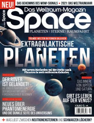 Space – Das Weltraummagazin 03-2021
