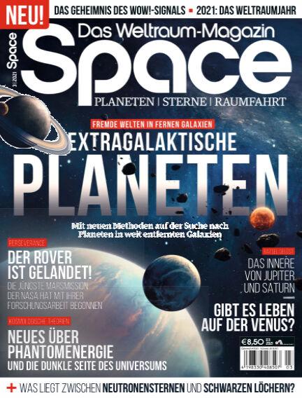 Space – Das Weltraummagazin March 18, 2021 00:00