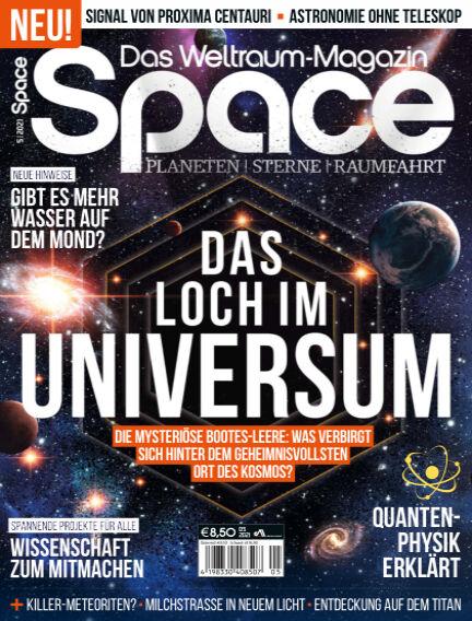 Space – Das Weltraummagazin July 22, 2021 00:00