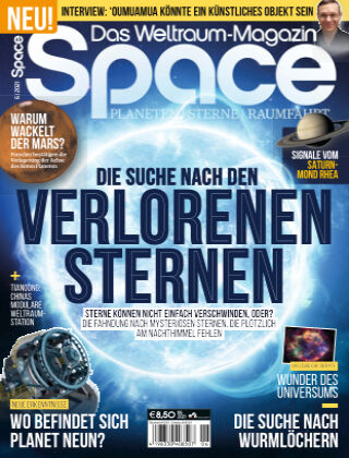 Space – Das Weltraummagazin 06-2021
