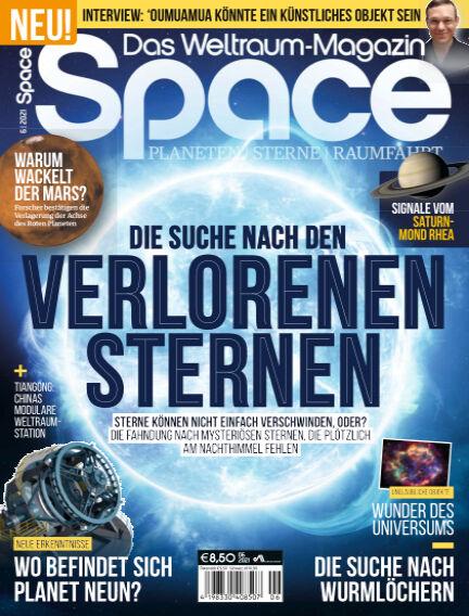 Space – Das Weltraummagazin September 16, 2021 00:00