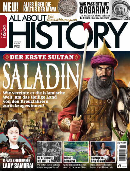 All about History August 19, 2021 00:00