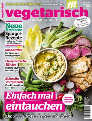 vegetarisch fit 3/18