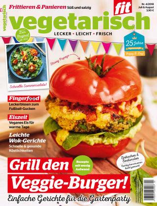 vegetarisch fit 4/18