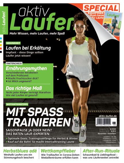 aktiv Laufen November 21, 2020 00:00