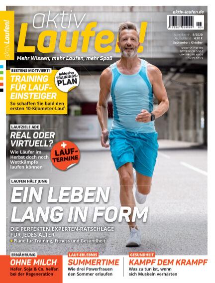 aktiv Laufen August 14, 2020 00:00