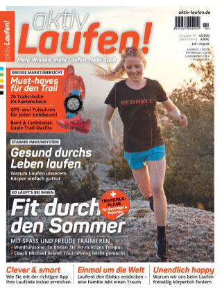 aktiv Laufen 4/20