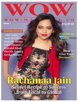 Wow Magazine Issue 1