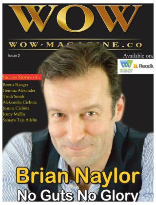 Wow Magazine Issue 2