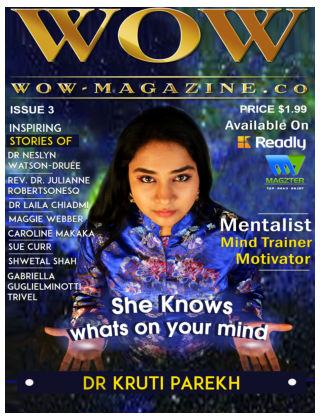 Wow Magazine Issue 3
