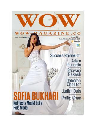 Wow Magazine Issue 6