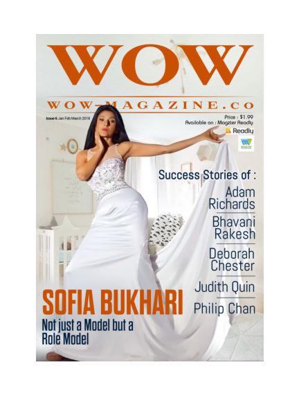 Wow Magazine March 01, 2018 00:00