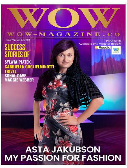 Wow Magazine April 01, 2018 00:00
