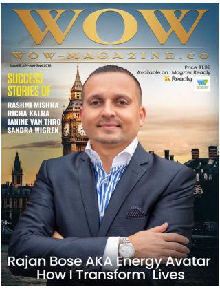 Wow Magazine Issue 8