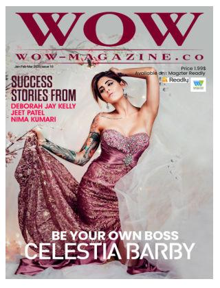 Wow Magazine Jan/Feb/Mar 2020