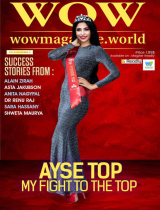 Wow Magazine July August 2020