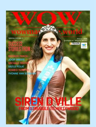 Wow Magazine September 2020