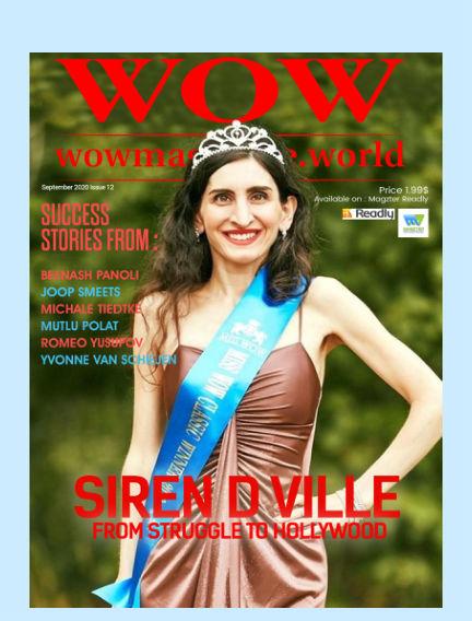 Wow Magazine October 01, 2020 00:00