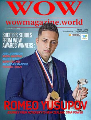 Wow Magazine Issue 13