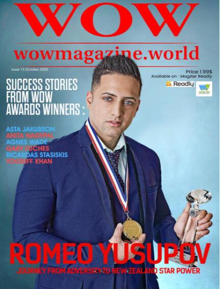 Wow Magazine November 03, 2020 00:00
