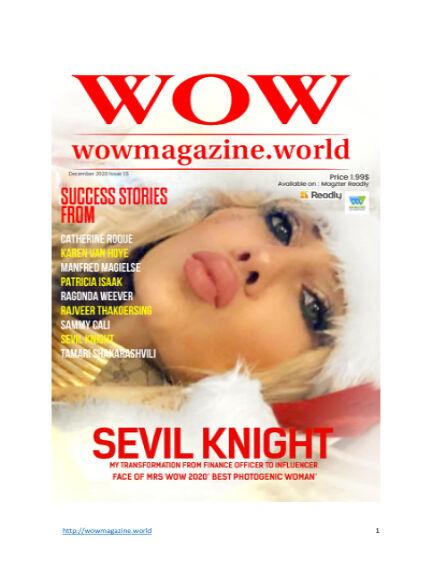 Wow Magazine December 23, 2020 00:00
