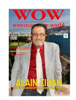 Wow Magazine Issue 16