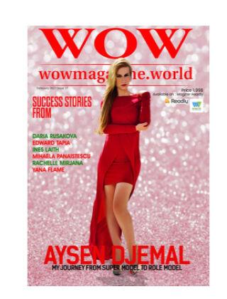 Wow Magazine Issue 17