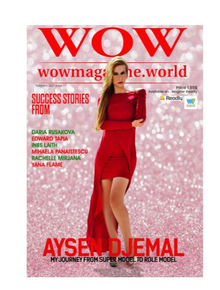 Wow Magazine February 26, 2021 00:00