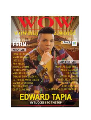 Wow Magazine March 2021